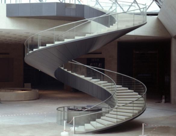 Escaliers - MACOCCO,verres, doubles vitrages isolants, sécurité,