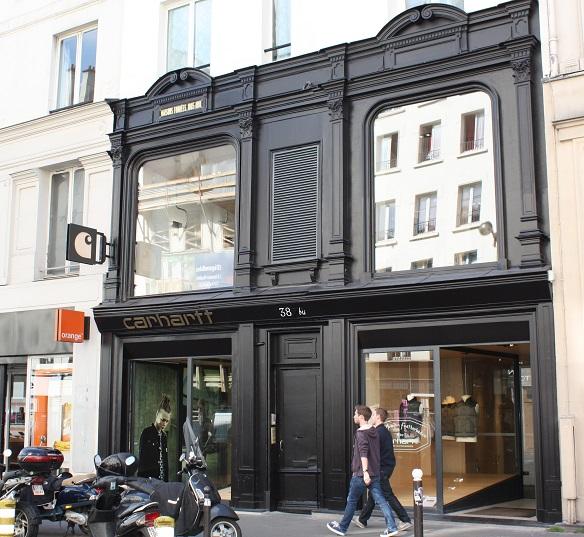 devantures de magasins macocco verres doubles vitrages isolants. Black Bedroom Furniture Sets. Home Design Ideas