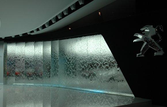Pareti Con Cascate Dacqua : Pareti divisorie macocco vetro vetrate isolanti sicurezza