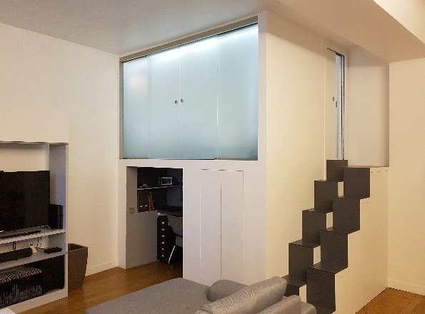 cloisons fixes portes macocco verres doubles vitrages isolants. Black Bedroom Furniture Sets. Home Design Ideas