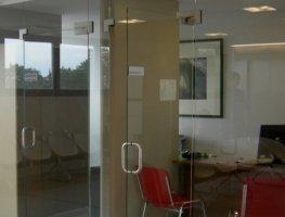 Portes int rieures macocco verres doubles vitrages for Isolant phonique cloison interieure