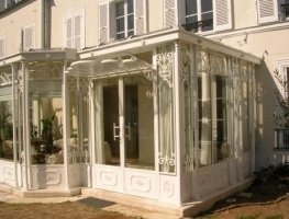 Modern insulating double glazing units for a traditional conservatory