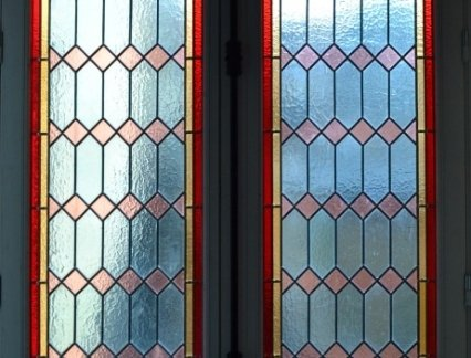 Vim vitrail macocco verres doubles vitrages isolants for Fenetre en vitrail