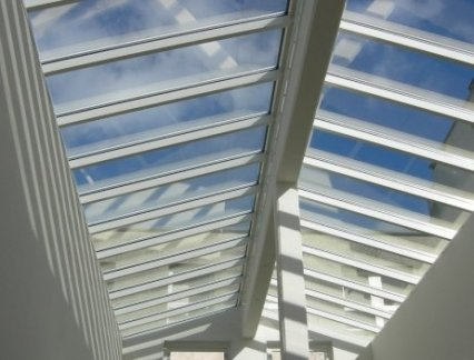 BNP solar control insulating glass roof