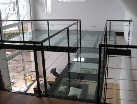 sols toitures larges baies vitr es macocco verres doubles. Black Bedroom Furniture Sets. Home Design Ideas
